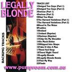 Legally Blonde Serious Karaoke 39